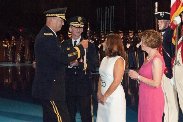 Lt. Gen Howard B. Bromberg Retires after 37 Years of Service