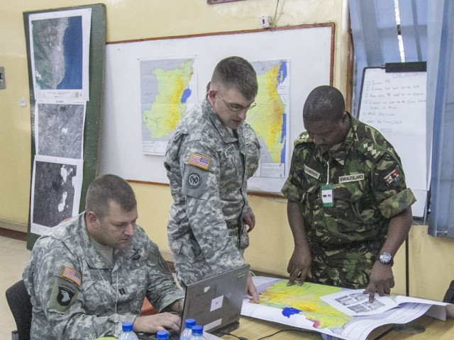 U.S., Southern Africa Strategic Partnership Takes Center Stage during Exercise Southern Accord 14