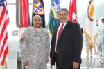 AEC welcomes new Comand Sergeant Major