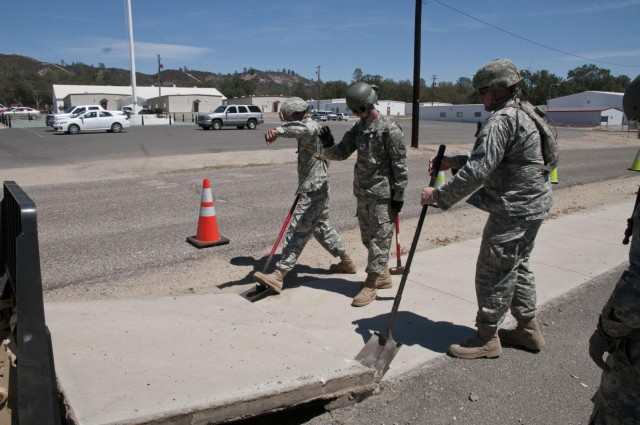 674th Eng. Detachment continues civic improvements for 5th year