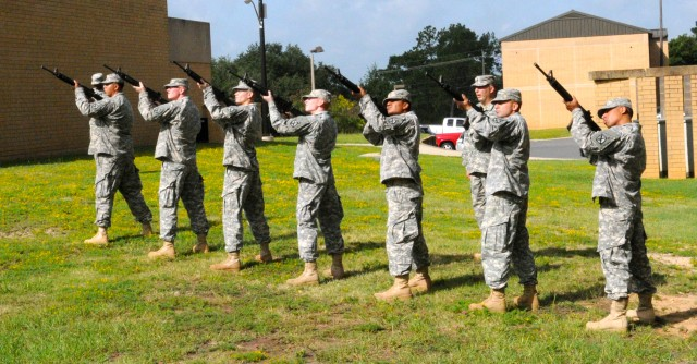 2nd Battalion, 4th Infantry Regiment Honors 33 of their Own.