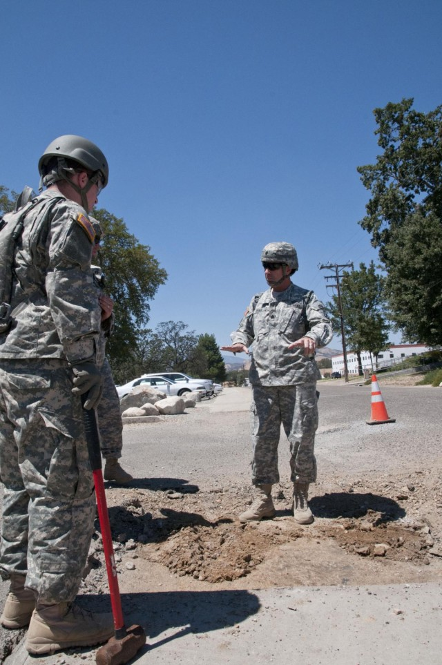 854th Engineer Battalion strives to provide professional products