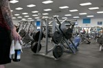 Greywolf supports fitness center