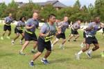 Army doctor: Soldiers should avoid overtraining to prevent injury