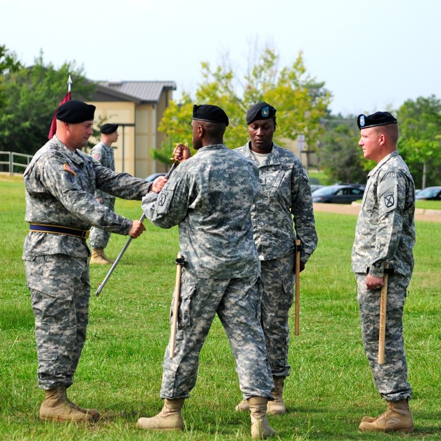 94th Brigade Support Battalion Change of Responsibility