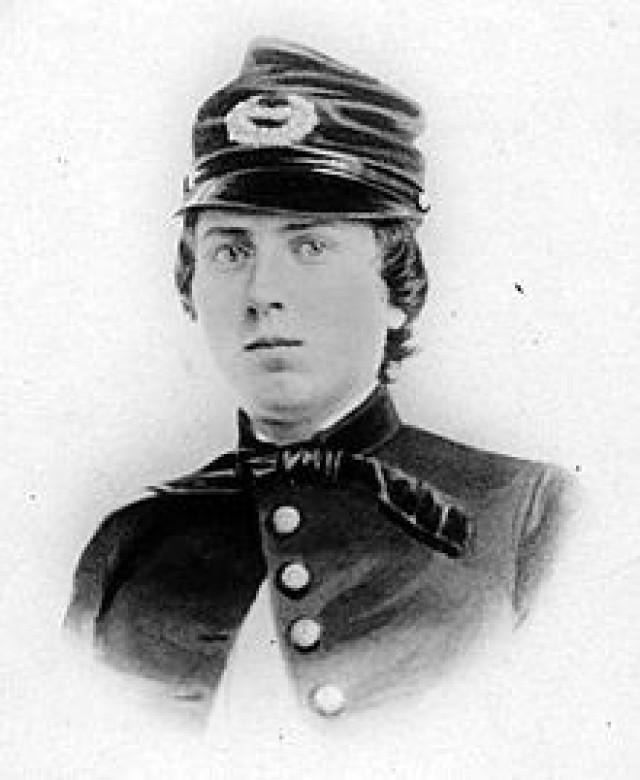 Alonzo Cushing, age 22