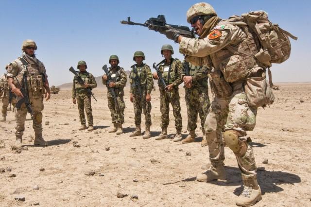 Slovakian NSE, EOD team at KAF, Kandahar | A Slovakian Army … | Flickr