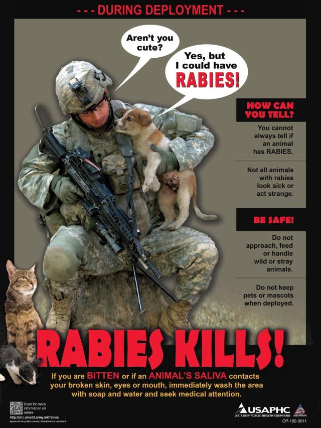 Rabies Kills!