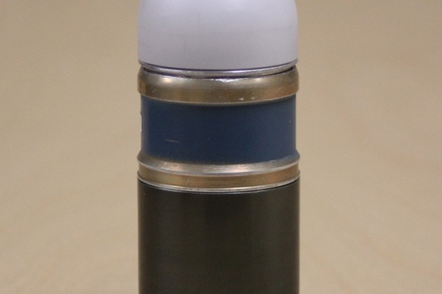 40mm SAGM Grenade Prototype.