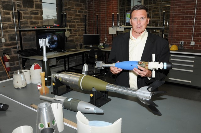 Michael Zoltoski leads lethality research at the Weapons and Materials Research Directorate within the U.S. Army Research Laboratory.