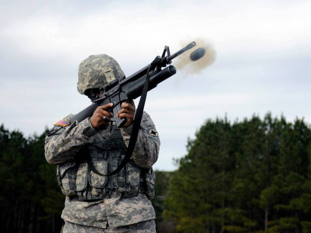 Enhanced grenade lethality: On target even when enemy is concealed