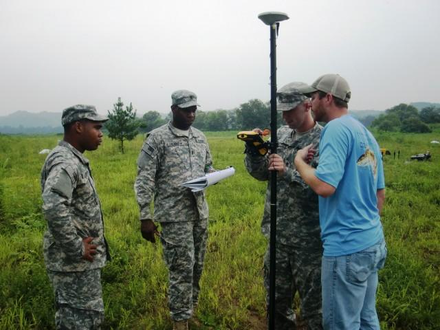 368th Engineer Detachment participates in UFG14