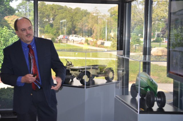 Collaboration with academia drives Soldier innovation at TARDEC