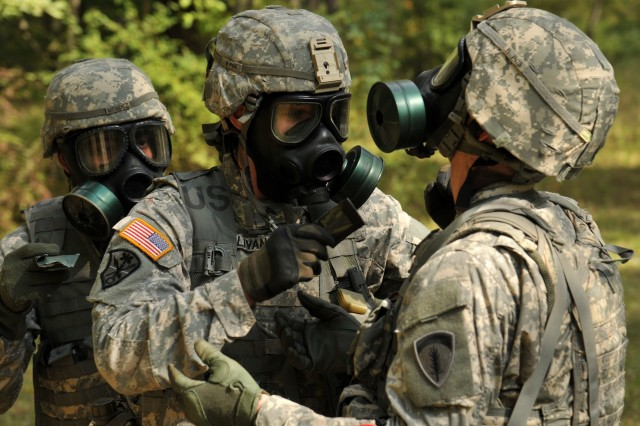 U.S. Army Europe Best Warrior, Junior Officer Competitions combine ...