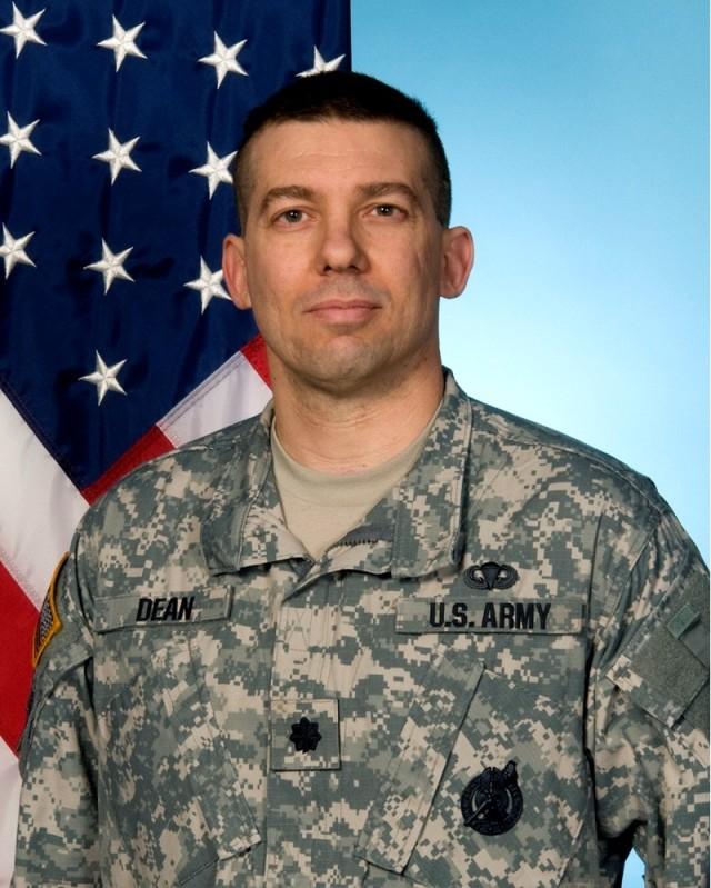 Lt. Col. Glenn Dean