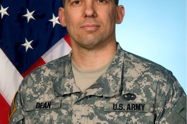 Lt. Col. (P) Glenn Dean is U.S. Army TARDEC's newest Military Deputy and the Director for the recently created Emerging Capabilities Office.