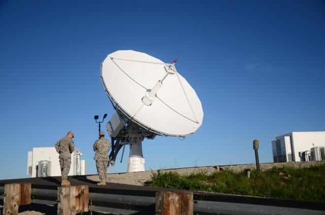 Regional Hub Node in Camp Roberts, Calif.
