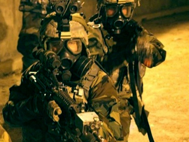 20th CBRNE troops train with NATO Response Force