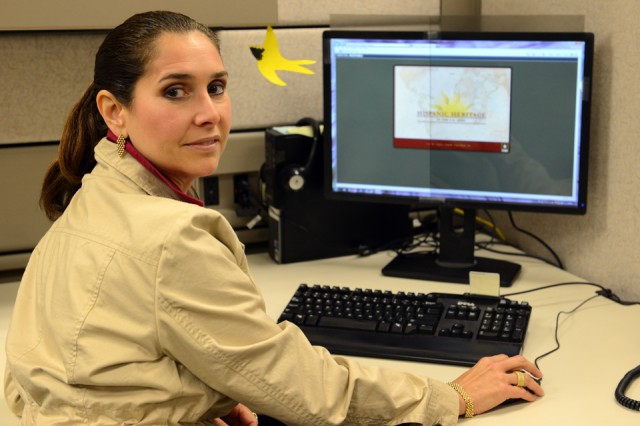 Army's Hispanic outreach not limited to Hispanic Heritage Month