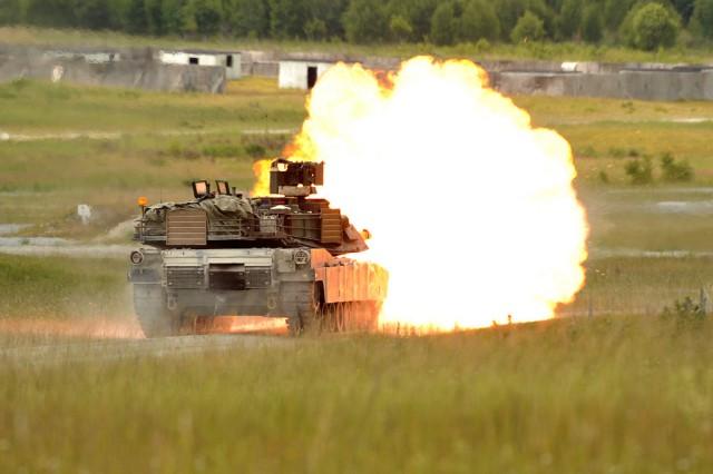 Combined Resolve III to train European Rotational Force