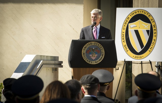 Army Cyber Institute Ribbon Cutting Ceremony