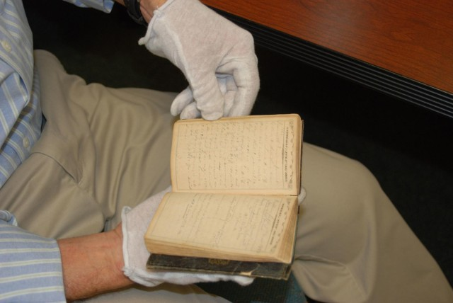 150-year old Confederate officer secrets revealed in decoded diary
