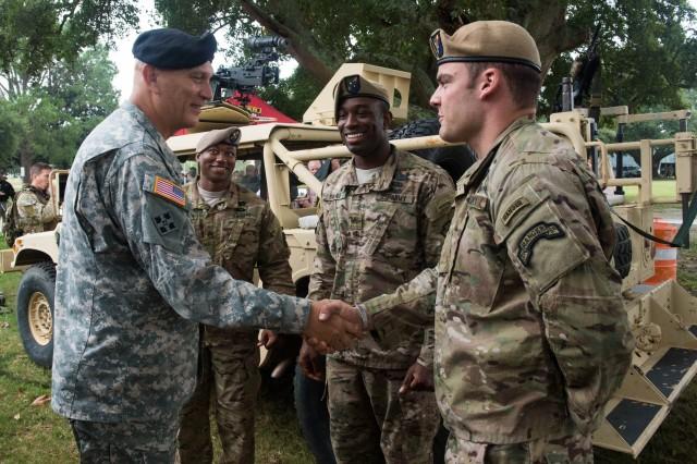 75th Ranger Regiment Celebrate its 30th Anniversary