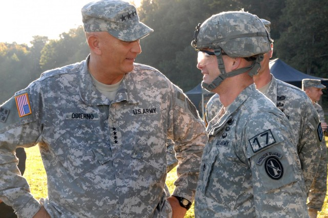 essay on army warrior ethos