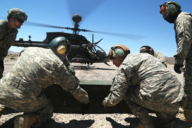 Aviation Restructure Initiative: OH-58D personnel transition plan ...