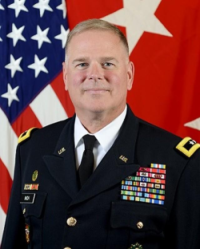 Major General Mark S. Inch