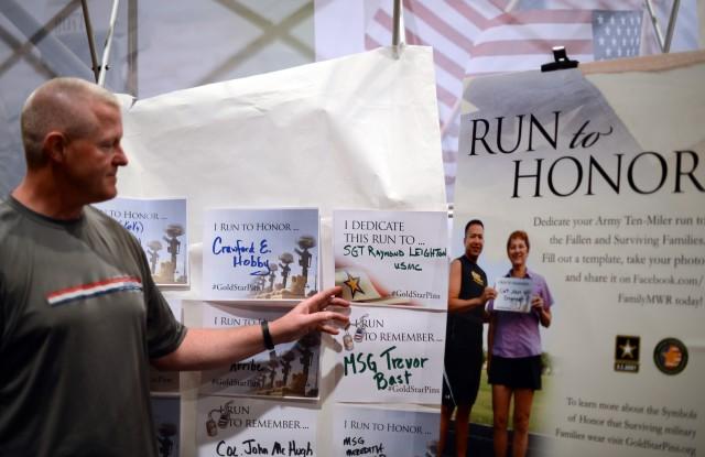 Run to Honor Leighton