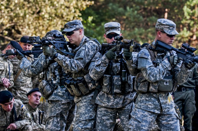 Regionally aligned forces getting global workout