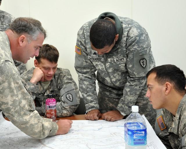 U.S. Aviation Soldiers reinforce training skills during Orient Shield 14