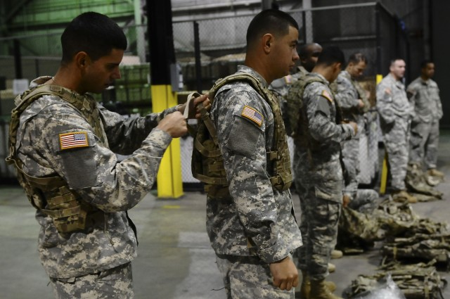 New equipment makes Global Response Force more mobile, lethal