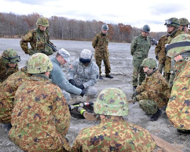 Utah Army National Guard Soldier bridges language gap during Orient Shield 14