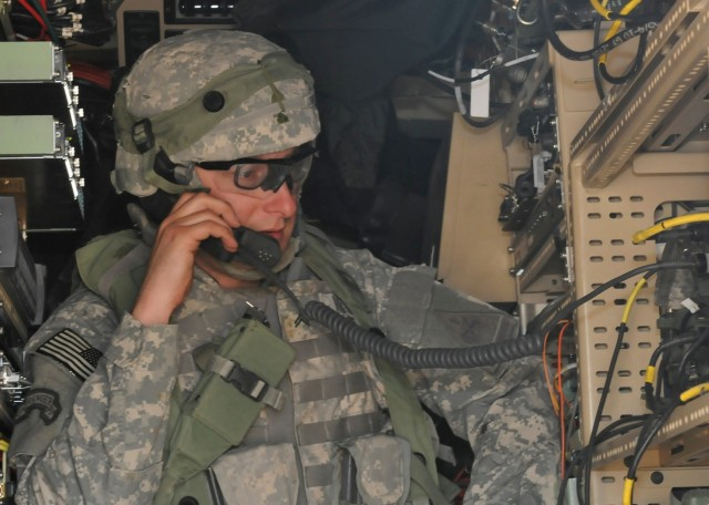 Fort Bliss Soldiers test Force 2025 communications system