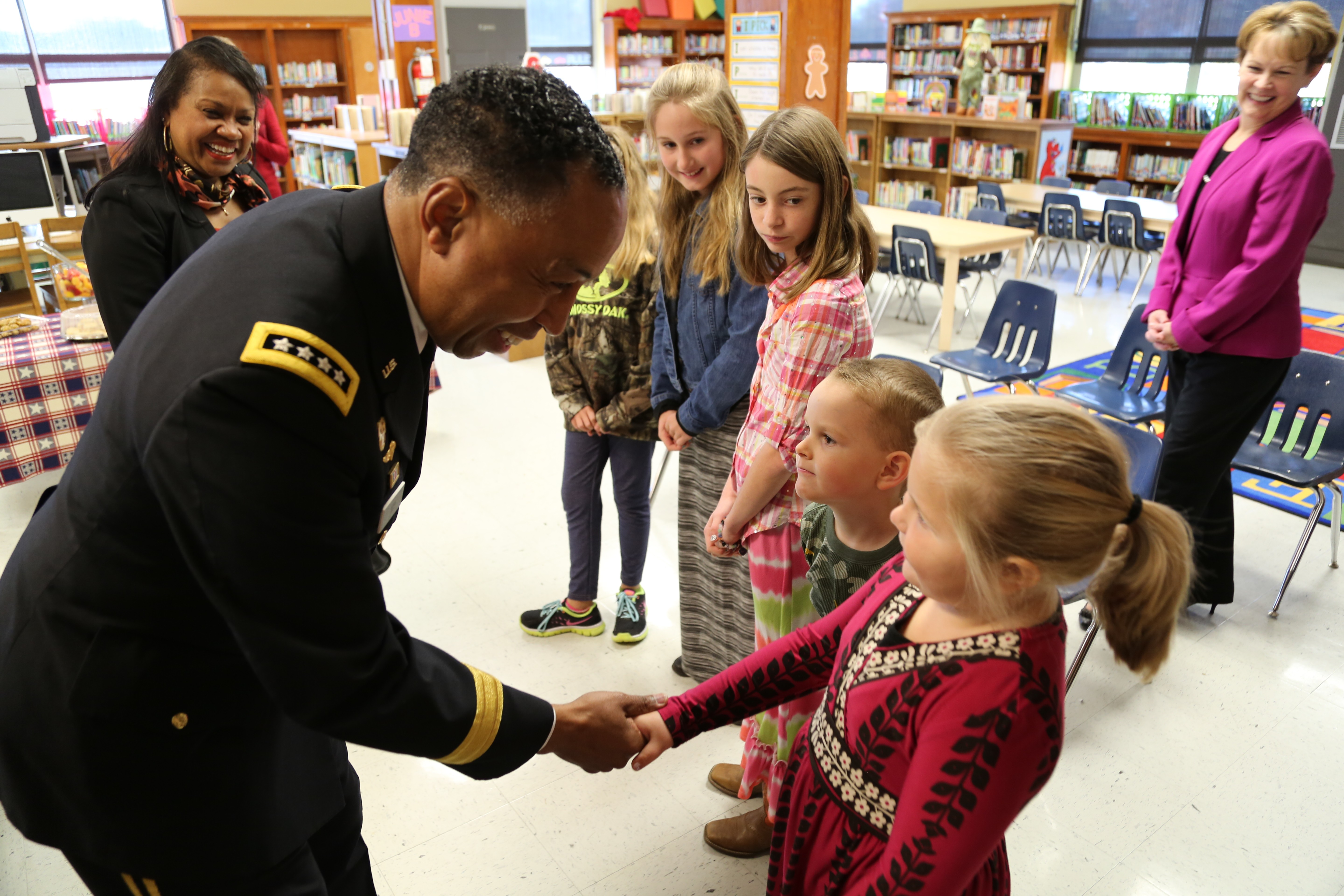 Collinsville (VA) United States  city pictures gallery : ... home, encourages kids to dream big | Article | The United States Army