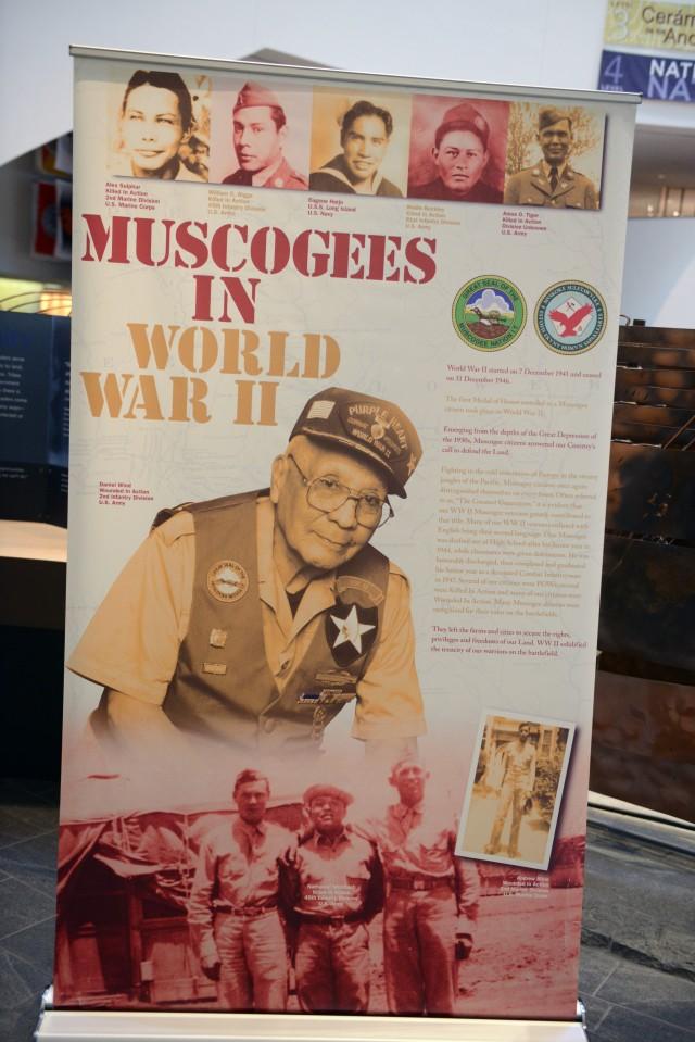 Muskogee warrior tradition