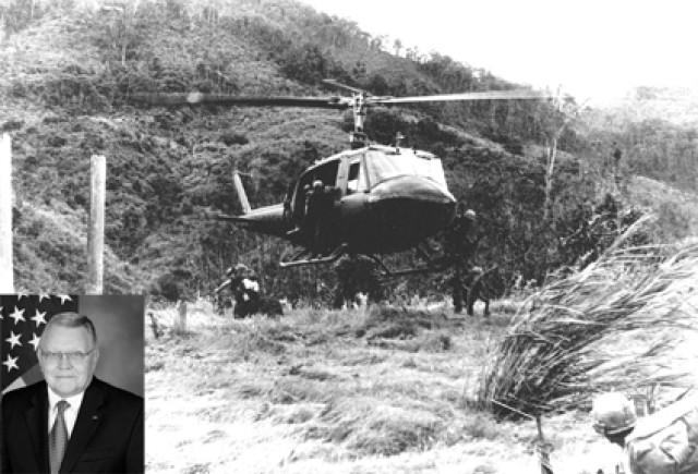 Dustoff pilot recalls medevac missions