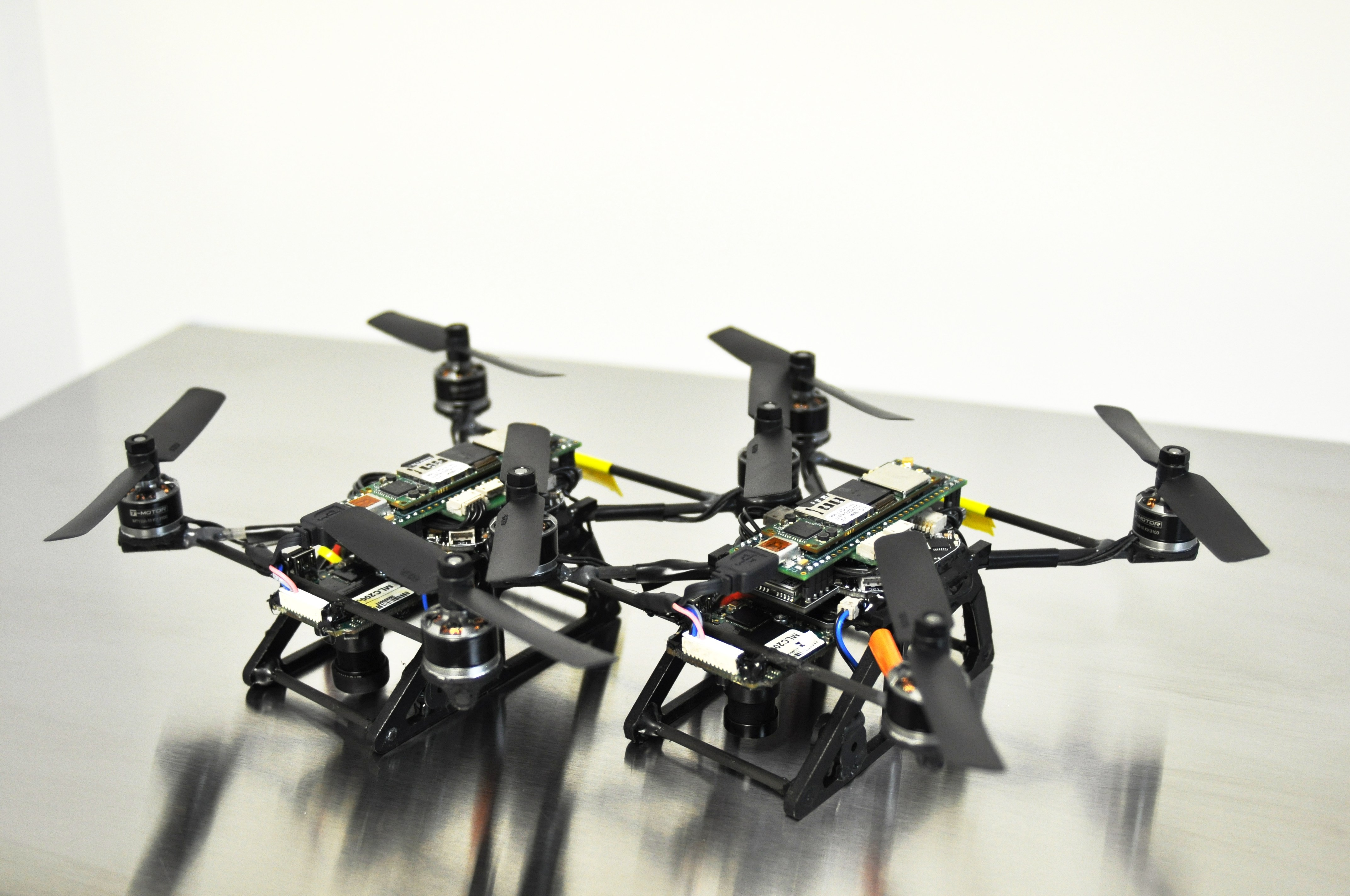 Researchers Test Insect Inspired Robots Article The