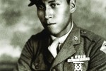 Cpl. Mitchell Red Cloud, Jr., was awarded a posthumous Medal of Honor for his valor with the U.S. Army's 24th Infantry Division during the Korean War. Red Cloud also saw combat during World War II as a U.S. Marine, seeing action on Guadalcanal and Okinawa. Above photo shows Sgt. Mitchell Red Cloud Jr. during his Marine Corps service. He enlisted in the Army in 1948.
