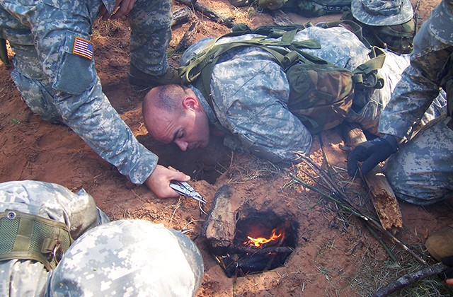 SERE training develops leaders for complex environment