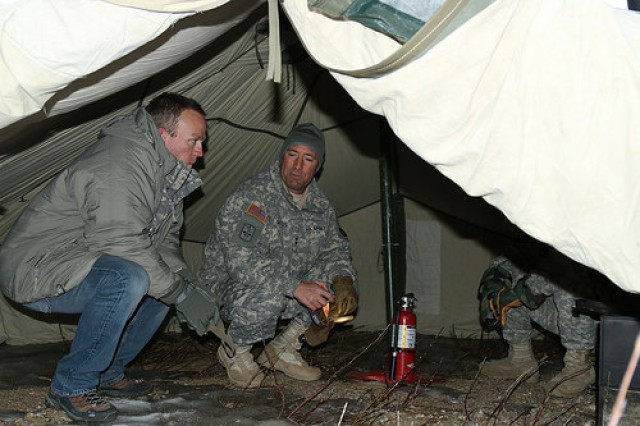 ... Under Secretary of the Army Brad R. Carson along with Maj. Gen.  sc 1 st  Army.mil : alaska tents military - afamca.org