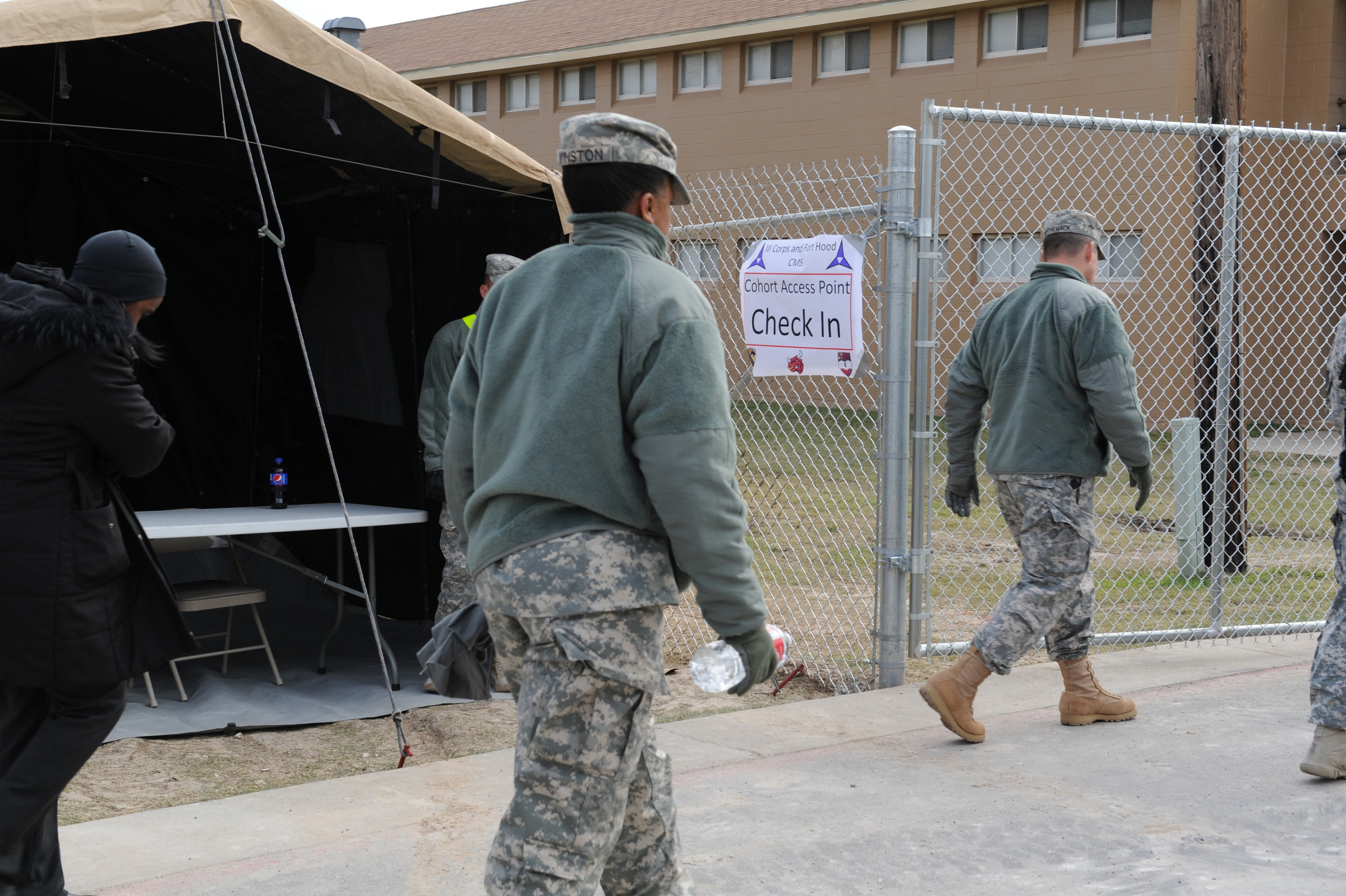 North Fort Hood Monitoring Area Reaches Operational