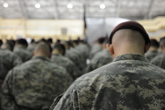 'Sparta Lives': New commander welcomed | Article | The ...