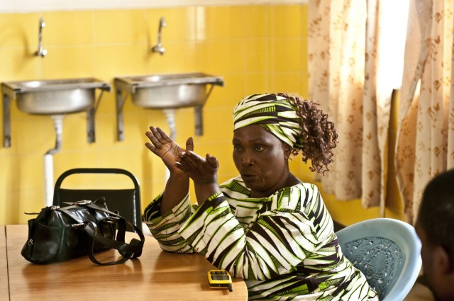 Remote Village thankful for US help in fighting Ebola