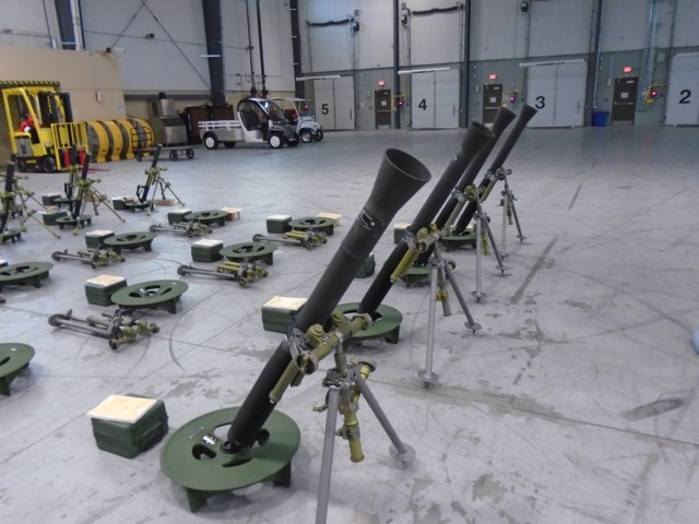 Picatinny lightens Soldiers' load, shaves 12 pounds off mortar system
