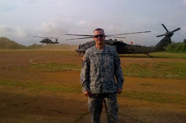 Col. Patrick M. Garman commands the Aberdeen Proving Ground, Maryland-based 1st Area Medical Laboratory, which is currently deployed to Liberia in support of Operation United Assistance.