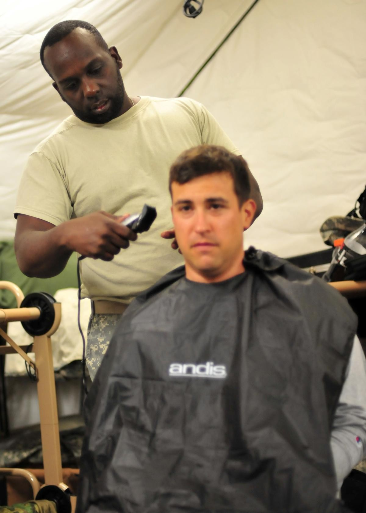 The Barber Of Dakar Article The United States Army