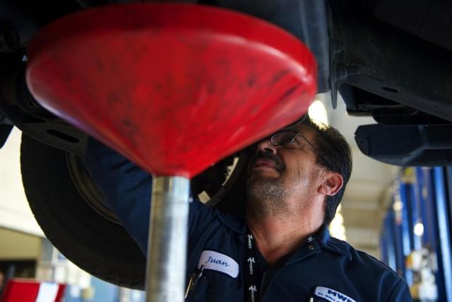 Fort Bliss Automotive Skills Center